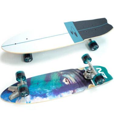 sandy's surfskate Zak Noyle