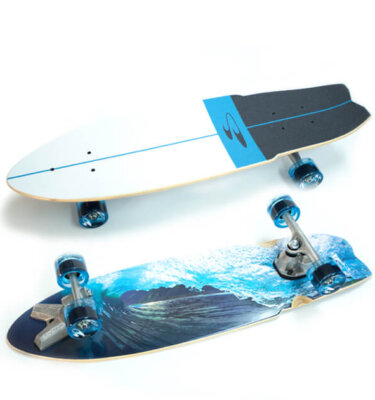 Teahupo'o Zak Noyle Series SurfSkate
