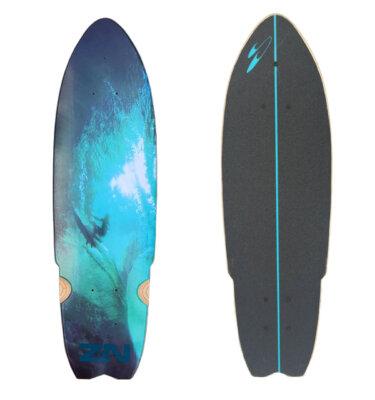 SurfSkate Zak Noyle From Below Deck