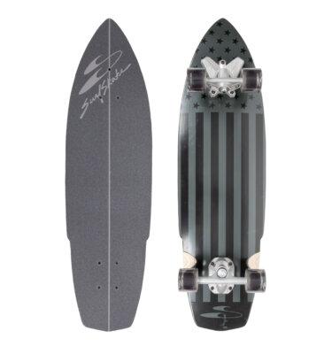 Hybrid Blackops Swell Tech SurfSkate