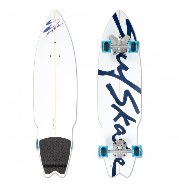 Premiere Navy Swell Tech SurfSkate