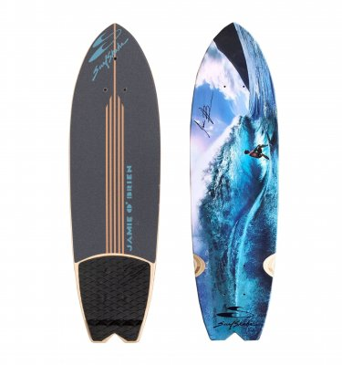 JOB Teahupo Swell Tech SurfSkate deck
